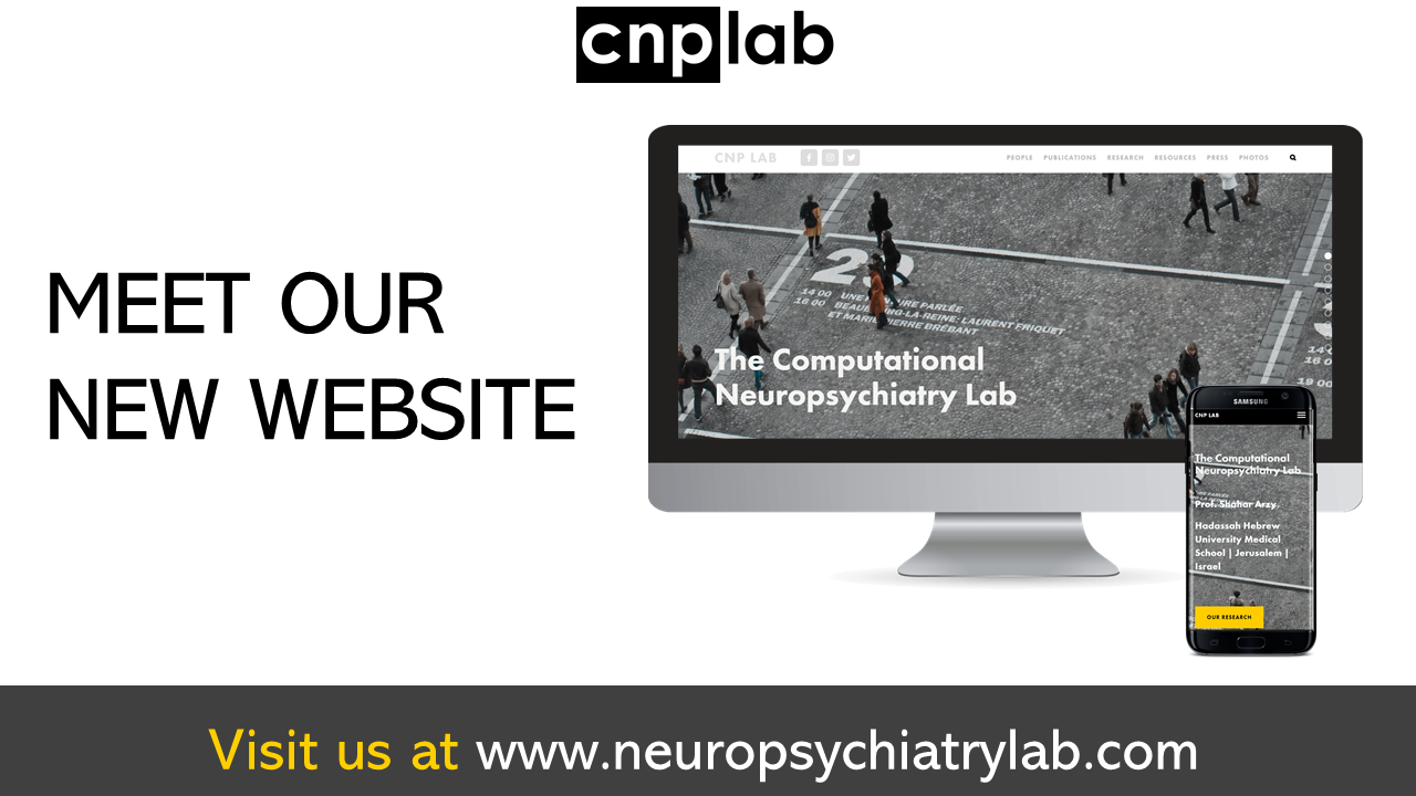 Neuropsychiatry lab new website